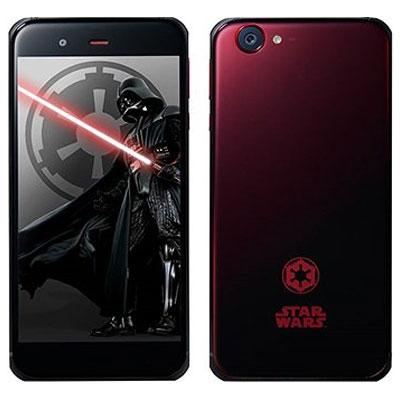 中古 STAR WARS mobile SW001SH Dark Side Edition SoftBank スマホ 白ロム 本体 送料無料【当社3ヶ月間保証】【中古】 【 携帯少年 】