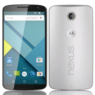 白ロム Y!mobile Nexus6 32GB Cloud White [XT1100 SIMフリー][中古Bランク]【当社3ヶ月間保証】 スマホ 中古 本体 送料無料【中古】 【 中古スマホとタブレット販売のイオシス 】