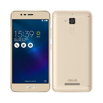 中古 ASUS Zenfone3 Max ZC520TL-GD16 Gold 【16GB 国内版】 SIMフリー スマホ 本体 送料無料【当社3ヶ月間保証】【中古】 【 携帯少年 】