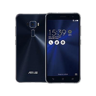 中古 ASUS ZenFone3 5.2 Dual SIM ZE520KL-BK32S3 Black 【32GB 国内版】 SIMフリー スマホ 本体 送料無料【当社3ヶ月間保証】【中古】 【 携帯少年 】