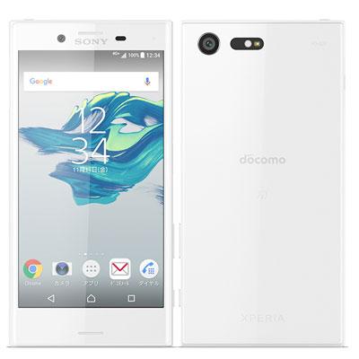 新品 未使用 【SIMロック解除済】Xperia X Compact SO-02J White docomo スマホ 白ロム 本体 送料無料【当社6ヶ月保証】【中古】 【 携帯少年 】