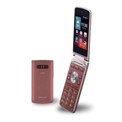 中古 LG Wine Smart LGS01 WINE RED 【J:COM MOBILE】 SIMフリー スマホ 本体 送料無料【当社3ヶ月間保証】【中古】 【 携帯少年 】