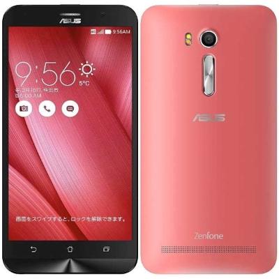 中古 Asus ZenFone Go ZB551KL-PK16 ピンク【国内版】 SIMフリー スマホ 本体 送料無料【当社3ヶ月間保証】【中古】 【 携帯少年 】