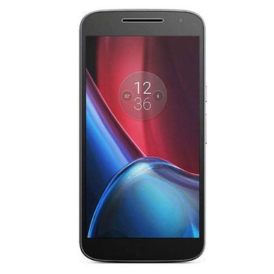 中古 Motorola Moto G4 PLUS XT1642 [32GB, Black 国内版] SIMフリー スマホ 本体 送料無料【当社3ヶ月間保証】【中古】 【 携帯少年 】