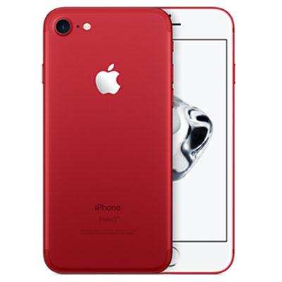 中古 【SIMロック解除済】iPhone7 Plus 128GB A1785 (MPR22J/A) レッド docomo スマホ 白ロム 本体 送料無料【当社3ヶ月間保証】【中古】 【 携帯少年 】