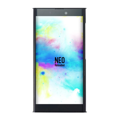 中古 NuAns NEO [Reloaded] NA-CORE2-JP Black SIMフリー スマホ 本体 送料無料【当社3ヶ月間保証】【中古】 【 携帯少年 】