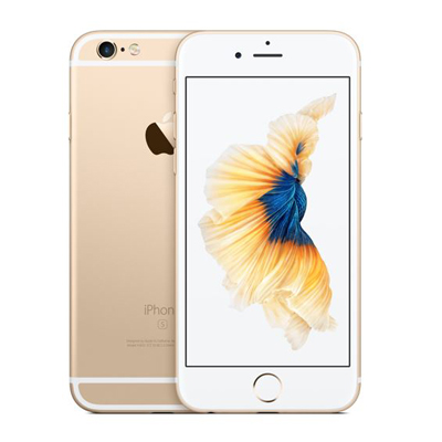 中古 【SIMロック解除済】iPhone6s 128GB A1688 (MKQV2J/A) ゴールド au スマホ 白ロム 本体 送料無料【当社3ヶ月間保証】【中古】 【 携帯少年 】