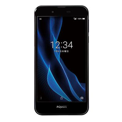 【送料無料】当社6ヶ月保証[未使用品]■SHARP UQ mobile AQUOS L2 SH-L02 SHU31SKU Black【白ロム】【携帯電話】中古【中古】 【 携帯少年 】
