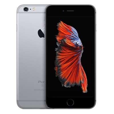中古 【SIMロック解除済】 iPhone6s Plus 16GB A1687 (MKU12J/A) スペースグレイ au スマホ 白ロム 本体 送料無料【当社3ヶ月間保証】【中古】 【 携帯少年 】