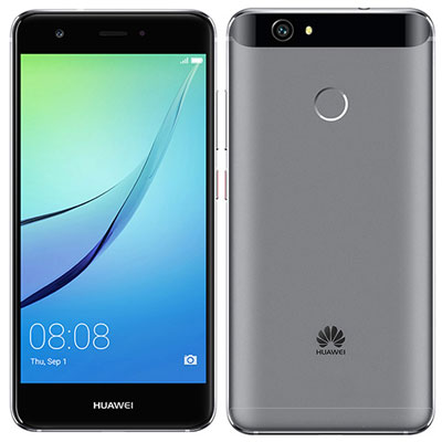 中古 Huawei nova CAN-L12 Titanium Grey【国内版】 SIMフリー スマホ 本体 送料無料【当社3ヶ月間保証】【中古】 【 携帯少年 】