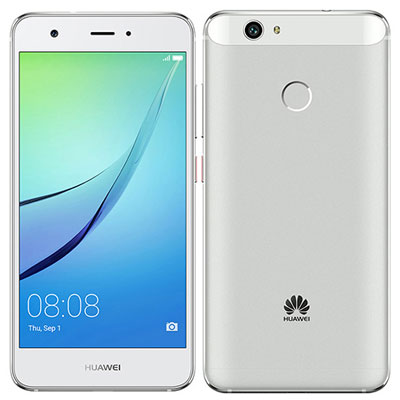 中古 Huawei nova CAN-L12 Mystic Silver【国内版】 SIMフリー スマホ 本体 送料無料【当社3ヶ月間保証】【中古】 【 携帯少年 】