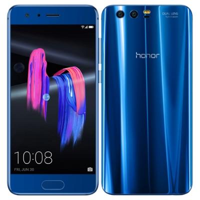 中古 Huawei Honor9 STF-L09 Sapphire Blue 【国内版】 SIMフリー スマホ 本体 送料無料【当社3ヶ月間保証】【中古】 【 携帯少年 】