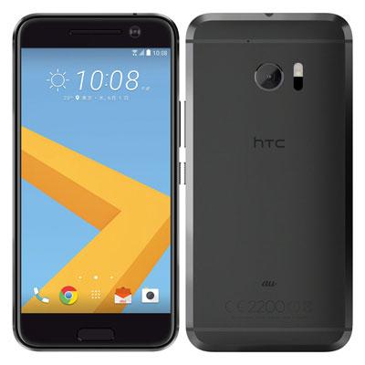 中古 HTC 10 HTV32 カーボングレイ au スマホ 白ロム 本体 送料無料【当社3ヶ月間保証】【中古】 【 携帯少年 】