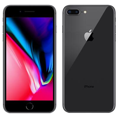 中古 iPhone8 Plus 64GB A1898 (MQ9K2J/A) スペースグレイ 【国内版】 SIMフリー スマホ 本体 送料無料【当社3ヶ月間保証】【中古】 【 携帯少年 】