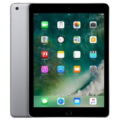 Apple 白ロム 本体 中古 送料無料 赤ロム永久保証 当社3ヶ月間保証 無料サンプルOK 第5世代 中古スマホとタブレット販売の携帯少年 iPad2017 32GB A Wi-Fi 新作送料無料 MP2F2J スペースグレイ A1822