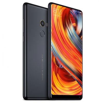 中古 Xiaomi Mi Mix2 Dual-SIM 【Ceramic Black 64GB 中国版】 SIMフリー スマホ 本体 送料無料【当社3ヶ月間保証】【中古】 【 携帯少年 】