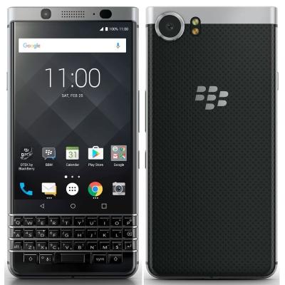 中古 BlackBerry KEYone BBB100-1【Silver 32GB海外版】 SIMフリー スマホ 本体 送料無料【当社3ヶ月間保証】【中古】 【 携帯少年 】