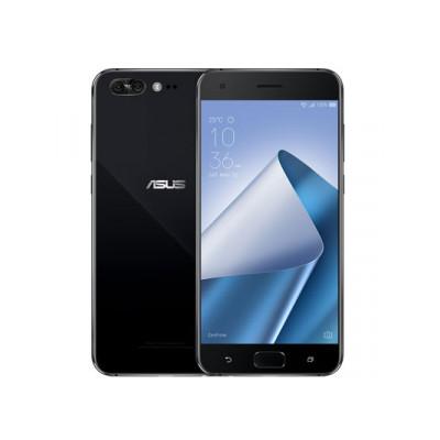 中古 ASUS Zenfone4 Pro Dual-SIM ZS551KL 128GB Black【国内版】 SIMフリー スマホ 本体 送料無料【当社3ヶ月間保証】【中古】 【 携帯少年 】