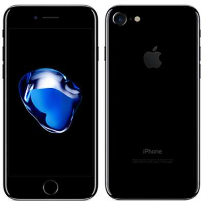 中古 iPhone7 128GB A1779 (MNCP2J/A) ジェットブラック SoftBank スマホ 白ロム 本体 送料無料【当社3ヶ月間保証】【中古】 【 携帯少年 】