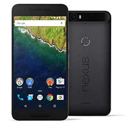 中古 Google Nexus6P H1512 32GB Graphite Y!mobile スマホ 白ロム 本体 送料無料【当社3ヶ月間保証】【中古】 【 携帯少年 】