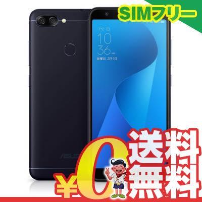新品 未使用 ASUS Zenfone Max Plus M1 Dual-SIM ZB570TL 32GB ディープシーブラック【国内版】 SIMフリー スマホ 本体 送料無料【当社6ヶ月保証】【中古】 【 携帯少年 】