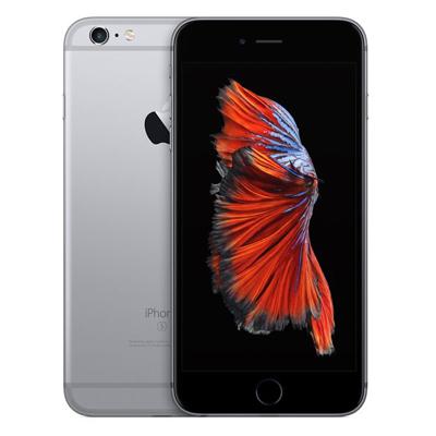 中古 iPhone6s Plus 64GB A1687 (MKU62J/A) スペースグレイ au スマホ 白ロム 本体 送料無料【当社3ヶ月間保証】【中古】 【 携帯少年 】