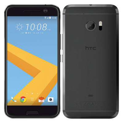 中古 【SIMロック解除済】HTC 10 HTV32 カーボングレイ au スマホ 白ロム 本体 送料無料【当社3ヶ月間保証】【中古】 【 携帯少年 】