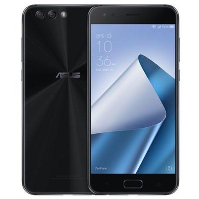 中古 ASUS Zenfone4 Dual-SIM ZE554KL SD630 64GB Midnight Black【国内版】 SIMフリー スマホ 本体 送料無料【当社3ヶ月間保証】【中古】 【 携帯少年 】