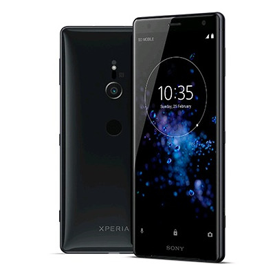 中古 Sony Xperia XZ2 Dual H8296 [Liquid Black 64GB 海外版] SIMフリー スマホ 本体 送料無料【当社3ヶ月間保証】【中古】 【 携帯少年 】