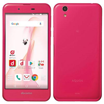 中古 AQUOS PHONE EVER SH-02J Rose Pink docomo スマホ 白ロム 本体 送料無料【当社3ヶ月間保証】【中古】 【 携帯少年 】