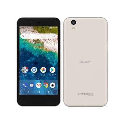 新品 未使用SIMロック解除済 Android One S3 ホワイト SoftBank スマホ 白ロム 本体 送料無料 当80nmvNw
