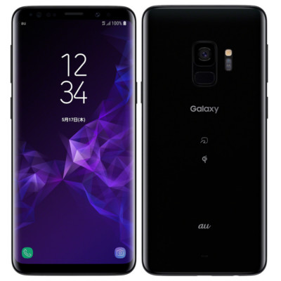 新品 未使用 【SIMロック解除済】Galaxy S9 SCV38 Midnight Black au スマホ 白ロム 本体 送料無料【当社6ヶ月保証】【中古】 【 携帯少年 】