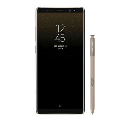 中古 Samsung Galaxy note8 Dual-SIM SM-N950F/DS 64GB Maple Gold【海外版】 SIMフリー スマホ 本体 送料無料【当社3ヶ月間保証】【中古】 【 携帯少年 】