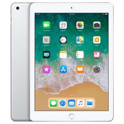 新品 未使用 【SIMロック解除済】iPad 2018 Wi-Fi+Cellular (MR6P2J/A) 32GB シルバー au 9.7インチ タブレット 本体 送料無料【当社6ヶ月保証】【中古】 【 携帯少年 】