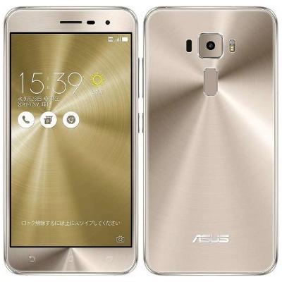 中古 ASUS ZenFone3 5.2 Dual SIM ZE520KL-GD32S3 Gold【32GB 国内版】 SIMフリー スマホ 本体 送料無料【当社3ヶ月間保証】【中古】 【 携帯少年 】