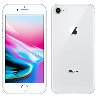 中古 iPhone8 64GB A1906 (MQ792J/A) シルバー au スマホ 白ロム 本体 送料無料【当社3ヶ月間保証】【中古】 【 携帯少年 】