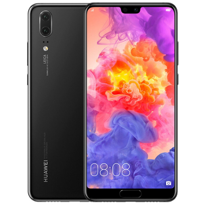 新品 未使用 Huawei P20 EML-L29 Black 【国内版】 SIMフリー スマホ 本体 送料無料【当社6ヶ月保証】【中古】 【 携帯少年 】