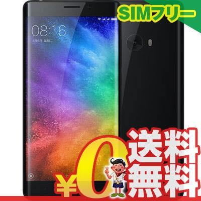 中古 Xiaomi Mi Note2 Dual-SIM [Black 128GB 海外版] SIMフリー スマホ 本体 送料無料【当社3ヶ月間保証】【中古】 【 携帯少年 】