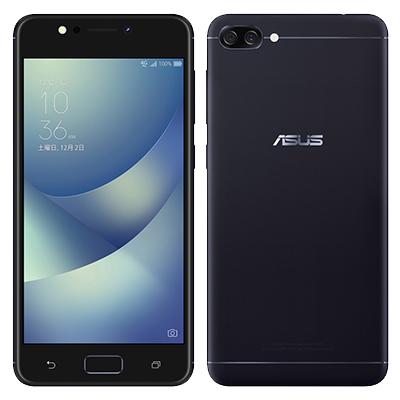 中古 ASUS Zenfone4 Max Pro Dual-SIM ZC554KL 32GB ネイビーブラック【国内版】 SIMフリー スマホ 本体 送料無料【当社3ヶ月間保証】【中古】 【 携帯少年 】