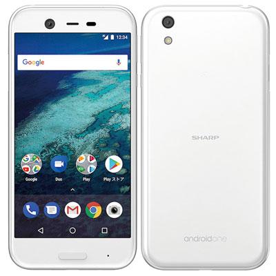 中古 Android One X1 ホワイト Y!mobile スマホ 白ロム 本体 送料無料【当社3ヶ月間保証】【中古】 【 携帯少年 】