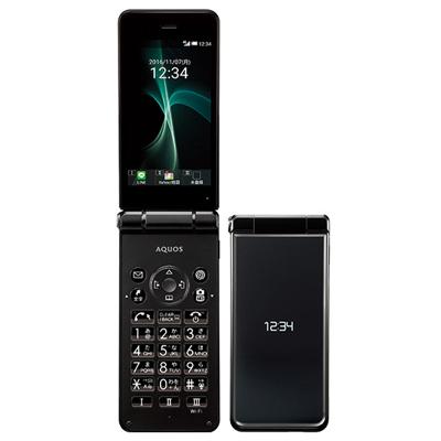 中古 AQUOS ケータイ2 602SH ブラック Y!mobile ガラケー 中古 本体 携帯電話 送料無料【当社3ヶ月間保証】【中古】 【 携帯少年 】