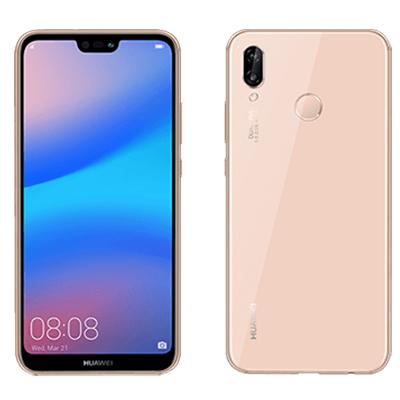 中古 Huawei P20 lite ANE-LX2J Sakura Pink【国内版】 SIMフリー スマホ 本体 送料無料【当社3ヶ月間保証】【中古】 【 携帯少年 】