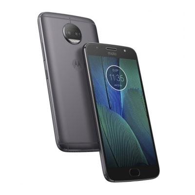 中古 Motorola Moto G5S PLUS Special Edition XT1805 [32GB Lunar Gray 国内版] SIMフリー スマホ 本体 送料無料【当社3ヶ月間保証】【中古】 【 携帯少年 】