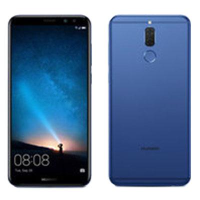 中古 Huawei Mate 10 Lite RNE-L22 Aurora Blue【国内版】 SIMフリー スマホ 本体 送料無料【当社3ヶ月間保証】【中古】 【 携帯少年 】