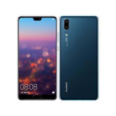 中古 Huawei P20 EML-L29 Midnight Blue【国内版】 SIMフリー スマホ 本体 送料無料【当社3ヶ月間保証】【中古】 【 携帯少年 】