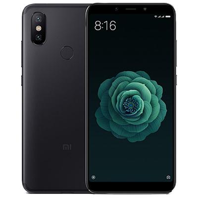 新品 未使用 Xiaomi Mi A2 Dual-SIM [Black 4GB 64GB 香港版] SIMフリー スマホ 本体 送料無料【当社6ヶ月保証】【中古】 【 携帯少年 】