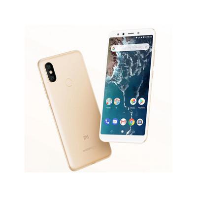新品 未使用 Xiaomi Mi A2 Dual-SIM [Gold 4GB 64GB 香港版] SIMフリー スマホ 本体 送料無料【当社6ヶ月保証】【中古】 【 携帯少年 】