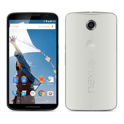 中古 【ネットワーク利用制限▲】Nexus6 32GB CloudWhite [XT1100 SIMフリー] Y!mobile スマホ 白ロム 本体 送料無料【当社3ヶ月間保証】【中古】 【 携帯少年 】