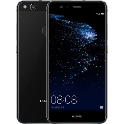 中古 Huawei P10 lite WAS-LX2J (HWU32) Midnight Black【J:COM版】 SIMフリー スマホ 本体 送料無料【当社3ヶ月間保証】【中古】 【 携帯少年 】