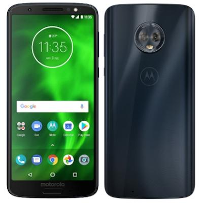 中古 Motorola Moto G6 XT1925-7 [32GB DEEP INDIGO 国内版] SIMフリー スマホ 本体 送料無料【当社3ヶ月間保証】【中古】 【 携帯少年 】